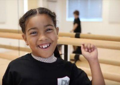 DMSA-girl smiling