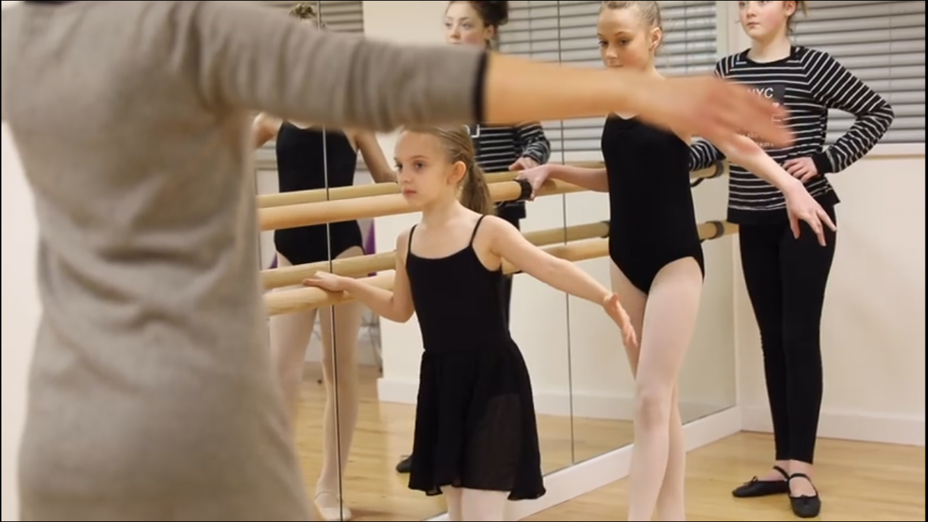 Ballet at DM Dance Academy Southampton