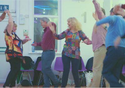 adult ballroom dance class