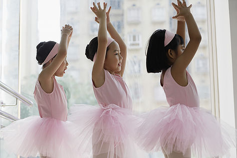 Finding the Right Ballet Class for your Child…