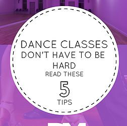 New Dance Classes Don't Have To Be Hard. Read These 5 Tips…