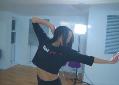 kirstie dancing