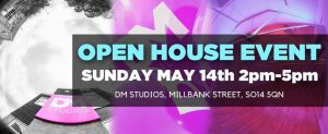 DM Studios open house
