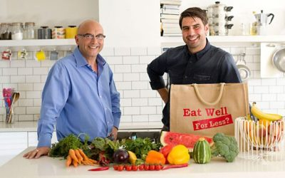 Our TV Debut on Eat Well For Less