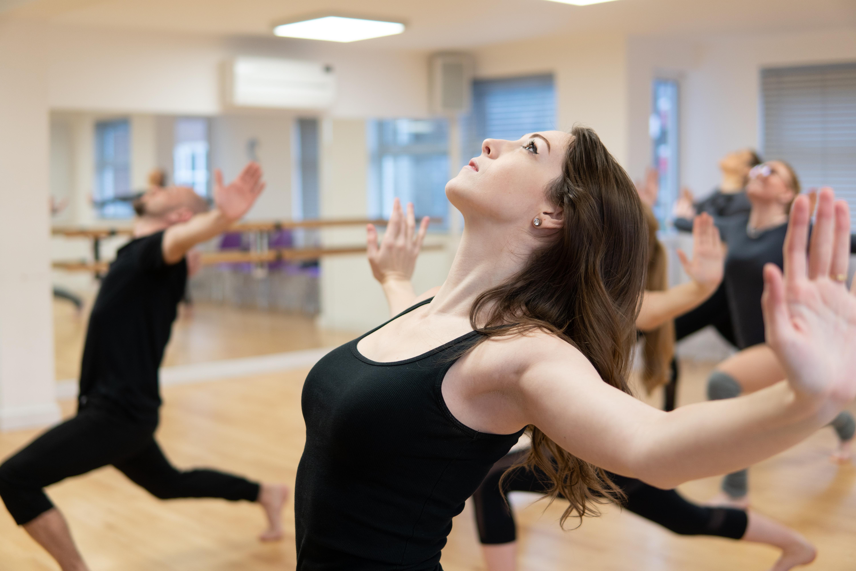 DM Studios trial dance class