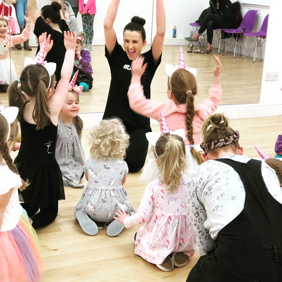 dinky dance classes southampton